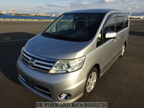 Used 2008 NISSAN SERENA BG052723 for Sale for Sale