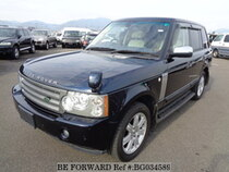 Used 2005 LAND ROVER RANGE ROVER BG034589 for Sale for Sale