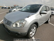 Used 2010 NISSAN DUALIS BG044964 for Sale for Sale