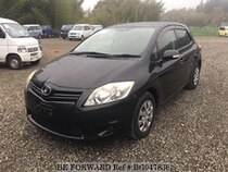 Used 2009 TOYOTA AURIS BG047836 for Sale for Sale