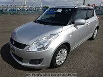 Used 2011 SUZUKI SWIFT BG049784 for Sale for Sale