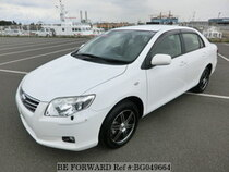 Used 2012 TOYOTA COROLLA AXIO BG049664 for Sale for Sale