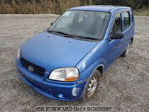 Used 2002 SUZUKI SWIFT BG050267 for Sale for Sale