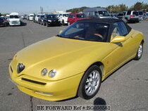 Used 1996 ALFA ROMEO SPIDER BG050561 for Sale for Sale