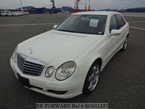 Used 2008 MERCEDES-BENZ E-CLASS BG051227 for Sale for Sale