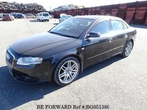 Used 2008 AUDI A4 BG051380 for Sale for Sale