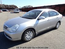 Used 2006 NISSAN BLUEBIRD SYLPHY BG051266 for Sale for Sale