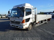 Used 2007 HINO RANGER BG052486 for Sale for Sale