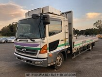 Used 2004 HINO RANGER BG052509 for Sale for Sale