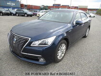 Used 2013 TOYOTA CROWN HYBRID BG051857 for Sale for Sale