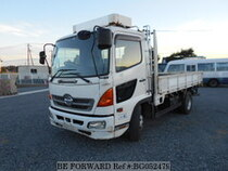 Used 2005 HINO RANGER BG052479 for Sale for Sale
