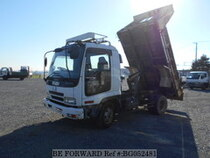 Used 2005 ISUZU FORWARD BG052481 for Sale for Sale