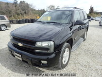 Used 2003 CHEVROLET TRAILBLAZER BG052155 for Sale for Sale