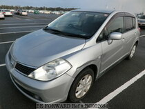 Used 2006 NISSAN TIIDA BG052684 for Sale for Sale