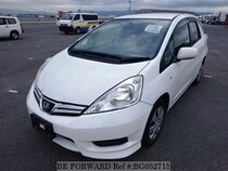 Used 2013 HONDA FIT SHUTTLE BG052715 for Sale for Sale