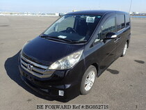 Used 2009 HONDA STEP WGN BG052719 for Sale for Sale