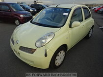 Used 2005 NISSAN MARCH BG052790 for Sale for Sale