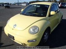 Used 2000 VOLKSWAGEN NEW BEETLE BG053027 for Sale for Sale