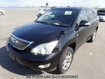 Used 2007 TOYOTA HARRIER BG053691 for Sale for Sale