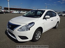 Used 2015 NISSAN LATIO BG053805 for Sale for Sale