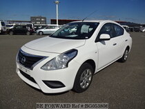 Used 2015 NISSAN LATIO BG053806 for Sale for Sale