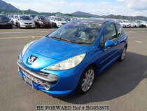 Used 2007 PEUGEOT 207 BG053875 for Sale for Sale