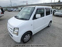 Used 2008 SUZUKI WAGON R BG054371 for Sale for Sale