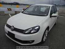 Used 2012 VOLKSWAGEN GOLF BG053841 for Sale for Sale