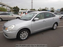 Used 2012 NISSAN BLUEBIRD SYLPHY BG054011 for Sale for Sale