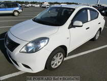 Used 2013 NISSAN LATIO BG054765 for Sale for Sale