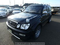Used 2002 TOYOTA LAND CRUISER BG055020 for Sale for Sale