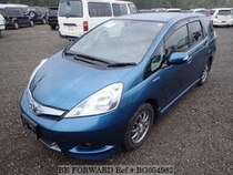 Used 2012 HONDA FIT SHUTTLE HYBRID BG054982 for Sale for Sale