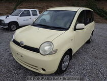 Used 2006 TOYOTA SIENTA BG055939 for Sale for Sale