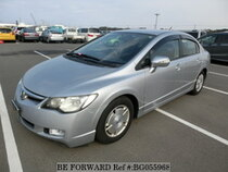 Used 2008 HONDA CIVIC HYBRID BG055968 for Sale for Sale