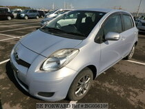 Used 2010 TOYOTA VITZ BG056108 for Sale for Sale
