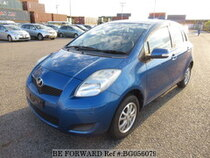 Used 2010 TOYOTA VITZ BG056079 for Sale for Sale