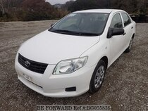 Used 2010 TOYOTA COROLLA AXIO BG055859 for Sale for Sale