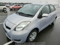 Used 2010 TOYOTA VITZ BG056123 for Sale for Sale