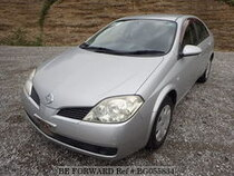 Used 2003 NISSAN PRIMERA BG055834 for Sale for Sale