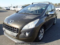 Used 2012 PEUGEOT 3008 BG056353 for Sale for Sale