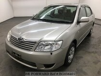 Used 2004 TOYOTA COROLLA SEDAN BG056401 for Sale for Sale