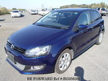 Used 2012 VOLKSWAGEN POLO BG056360 for Sale for Sale