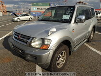 Used 1999 MITSUBISHI PAJERO BG057121 for Sale for Sale