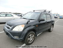 Used 2001 HONDA CR-V BG057180 for Sale for Sale