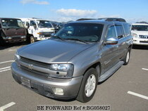 Used 2003 CHEVROLET TRAILBLAZER BG058027 for Sale for Sale