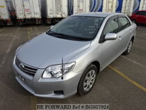 Used 2012 TOYOTA COROLLA AXIO BG057924 for Sale for Sale