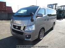 Used 2013 NISSAN CARAVAN VAN BG058218 for Sale for Sale