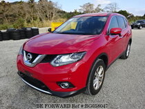 Used 2014 NISSAN X-TRAIL BG058047 for Sale for Sale