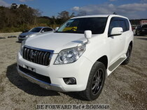 Used 2012 TOYOTA LAND CRUISER PRADO BG058048 for Sale for Sale