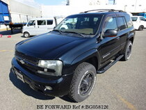 Used 2001 CHEVROLET TRAILBLAZER BG058126 for Sale for Sale